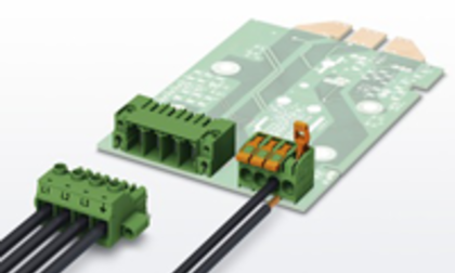 PCB connectors and PCB terminals – COMBICON