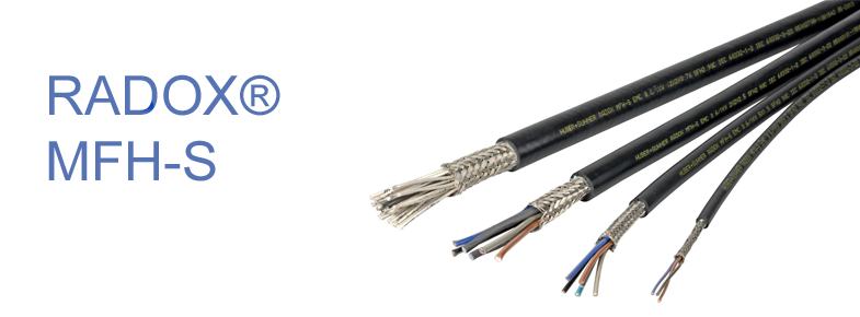 HUBER+SUHNER extends his cable portfolio for offshore applications