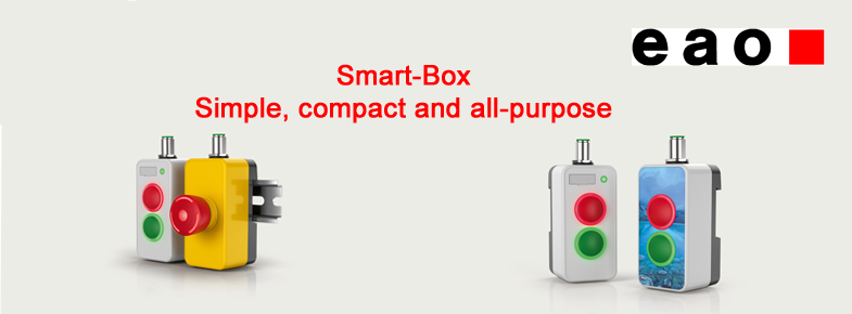 The EAO Smart-Box is ideal for remote control units