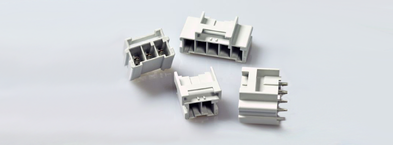 wire-to-board Headers complement the Power Triple Lock series of TE.
