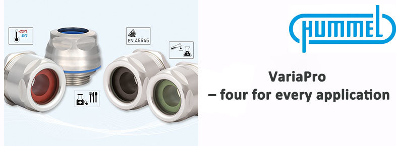 HUMMEL VariaPro – Four for every application